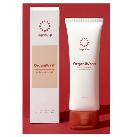 OrganicWash Gel Limpeza