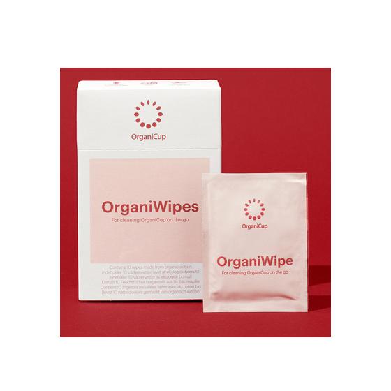 OrganiWipes Toalhitas Bio