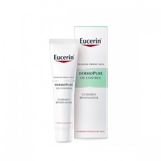 Eucerin Dermopure Trat Cuidad Renov 40ml
