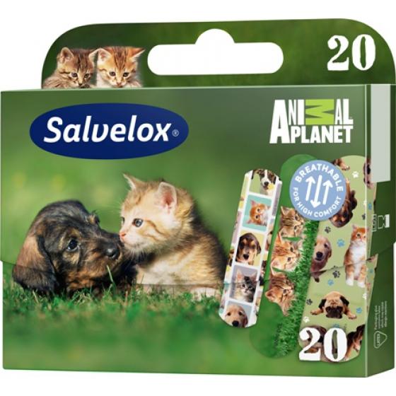 Salvelox Infantil Penso Animal Planet 3tx20