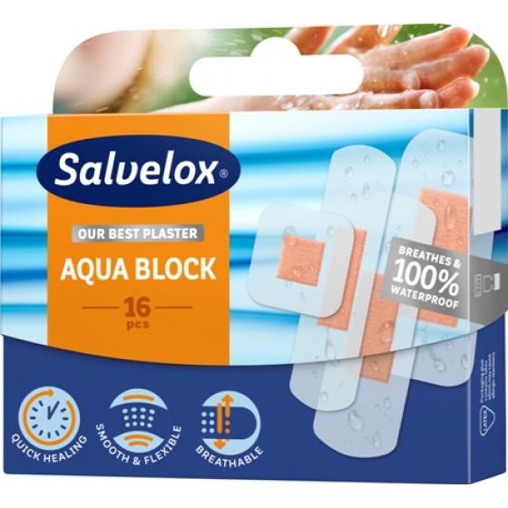 Salvelox Aqua Blo Penso Imperm 4tx16