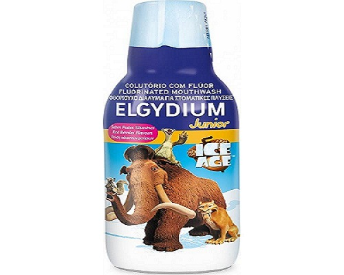 Elgydium Junior Colut Fluor Id Gelo 500ml