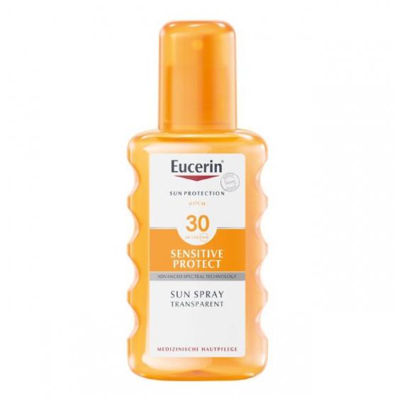 Eucerin Sensitive Protect Spray Transparente SPF30 200 ml com Desconto de 20%