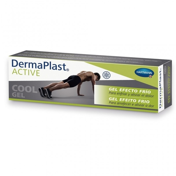 Dermaplast Active Gel Efeit Frio 100ml