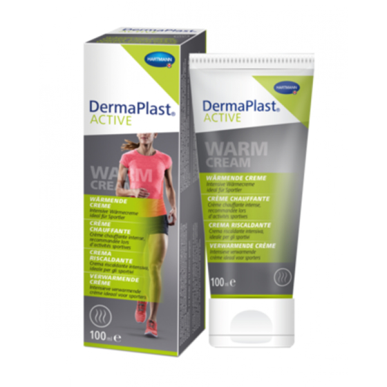 Dermaplast Active Cr Efeit Calor 100ml