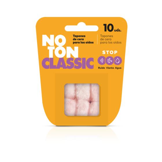 Noton Classic Tampao Cera X 10