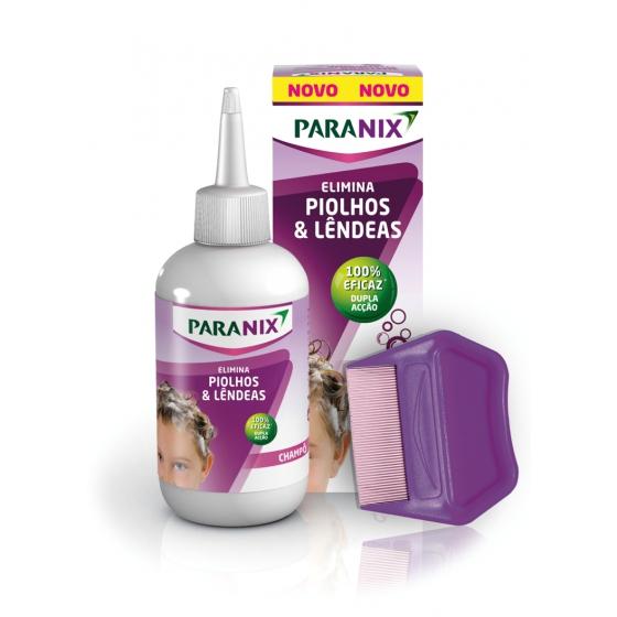 Paranix Ch Tratam Piolhos 200ml