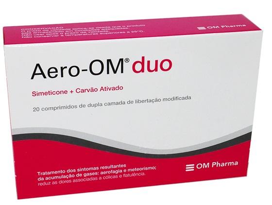 Aero Om Duo Comp 50mg X 20 comps