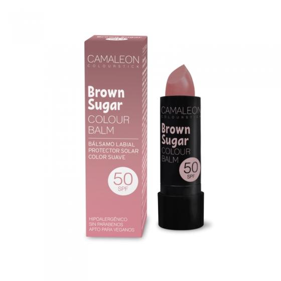 Camaleon Colour Bals Brown Sugar Spf50 4g