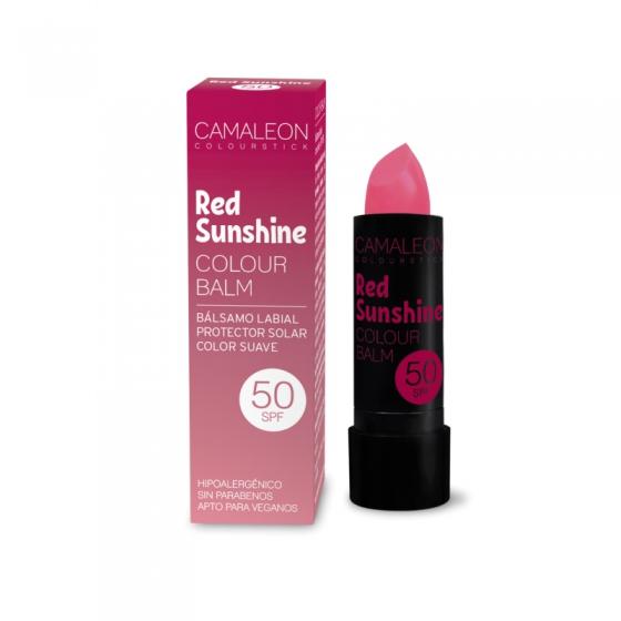 Camaleon Colour Bals Red Sunshin Spf50 4g