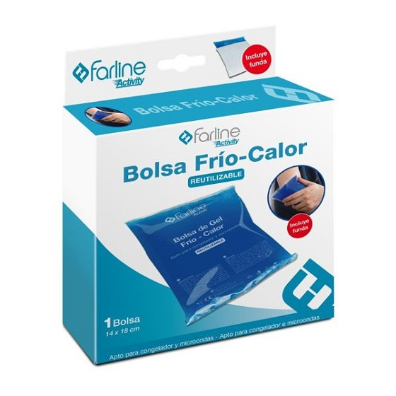 Farline Activity Bolsa Gel Frio/Calor14x18