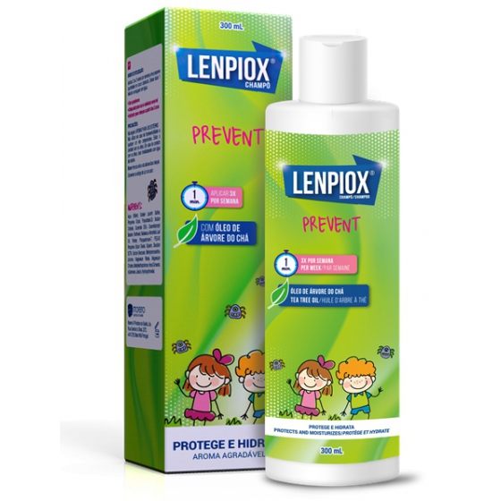 Lenpiox Ch Prevent 300ml