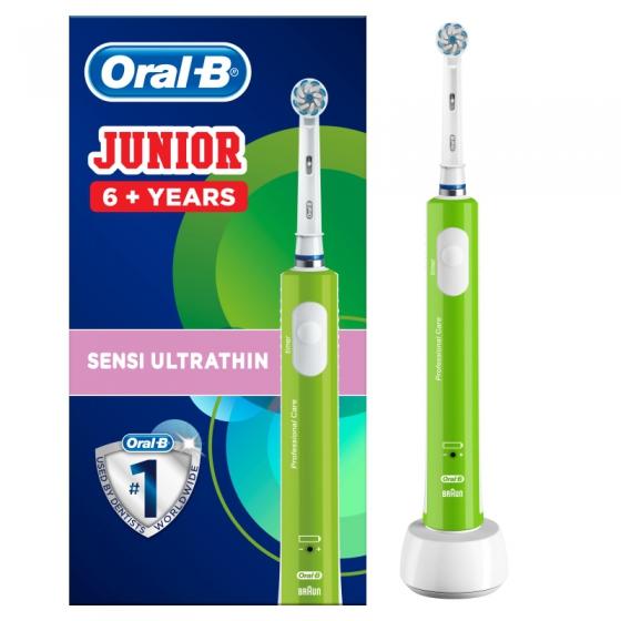 Oral B Prof Care Esc Elect Junior Verde6a+