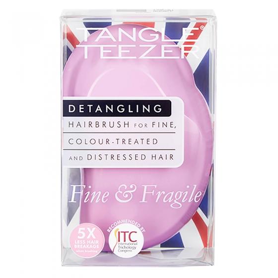 Tangle Teezer  Esc Cab Fine Fragile Rosa