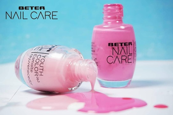 Beter Nail Care Verniz Rej Rosa 064 11Ml