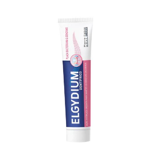 Elgydium Dentífrico Placa Bacteriana e Gengivas 75ml