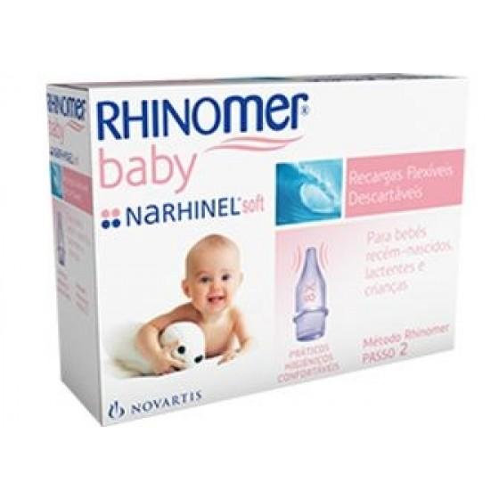 Rhinomer Baby Narhinel Rec Fl Desc X10