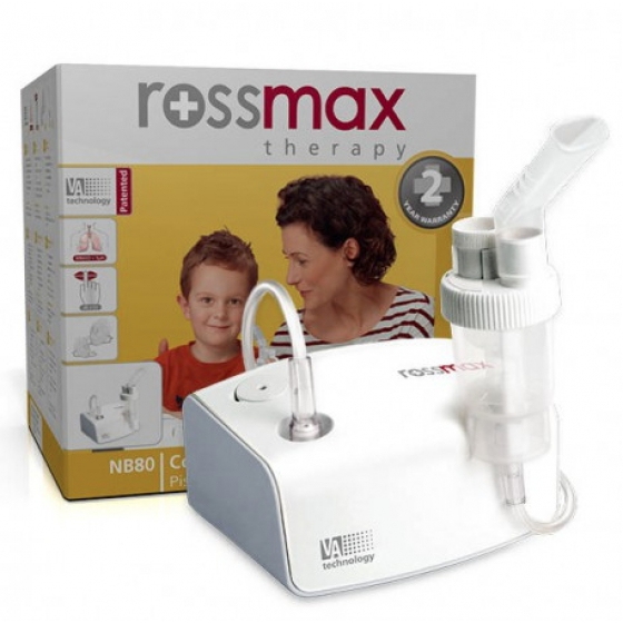 Rossmax Nebulizad Mini Compressor Nb-80