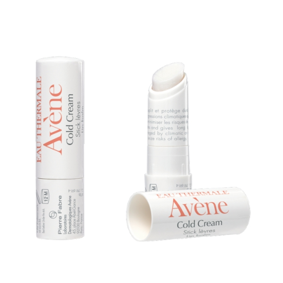 Avene Cold Cream Stick Lab 4g