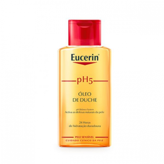 Eucerin Psensivel Oleo Duche Ph5 200ml