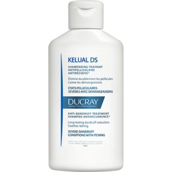 Ducray Kelual Ds Ch Dermat Seborr 100ml