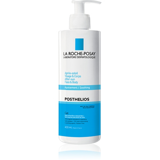 La Roche-Posay Posthelios Gel 400Ml