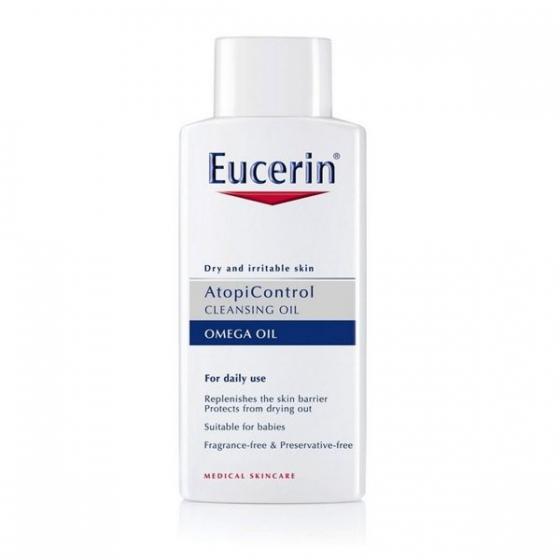 Eucerin Atopicont Oleo Limpeza 400ml