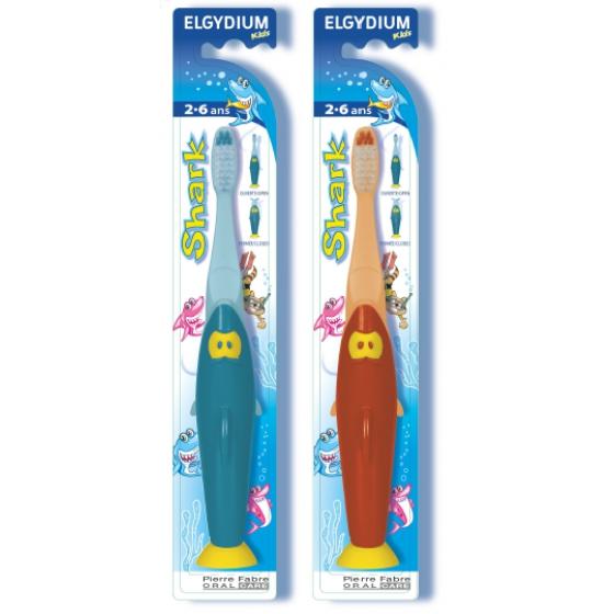 Elgydium Kids Esc Dent Shark 2-6a