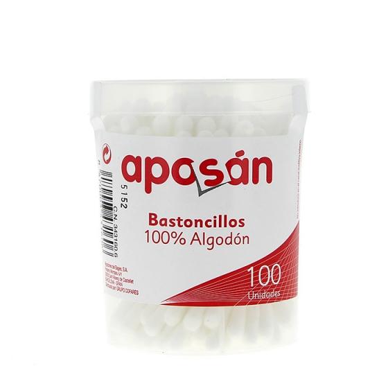 Aposan Cotonetes X 100