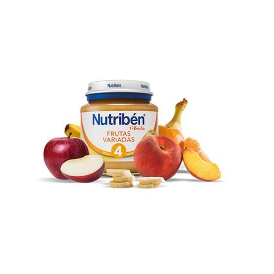 Nutriben Boiao 1 Frutas Var 130g