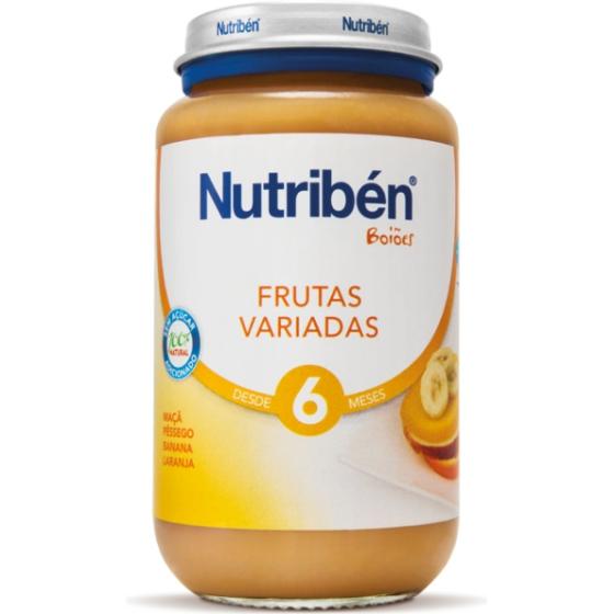 Nutriben Boiao Frutas Variadas 250g