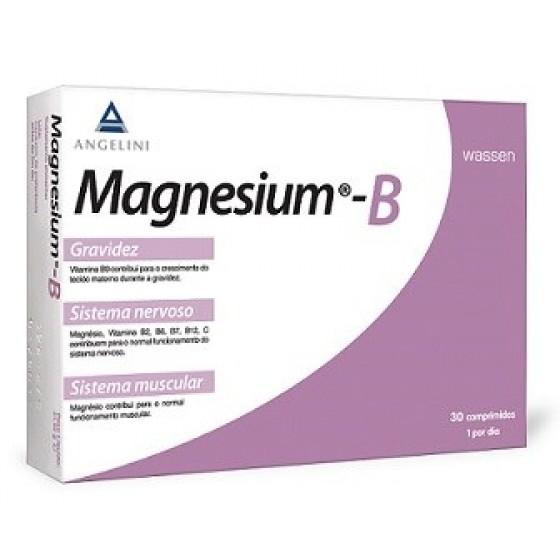 Magnesium B Comp X 30 comps