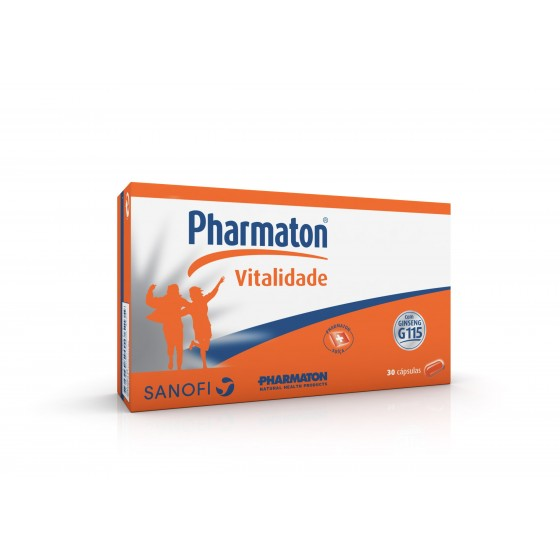 Pharmaton Vitalid Caps X 30 cáps(s)