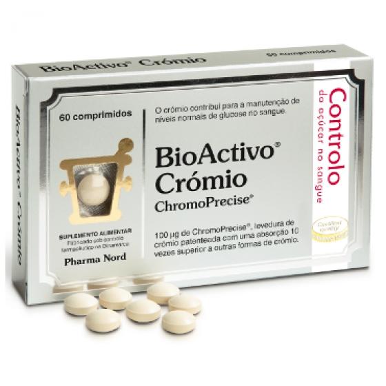Bioactivo Cromio Compx60 x 60 comp rev