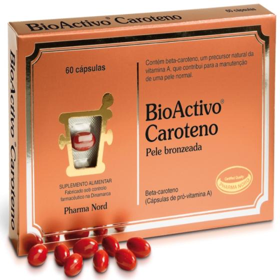 Bioactivo Caroteno Capsx60 x 60 cáps(s)