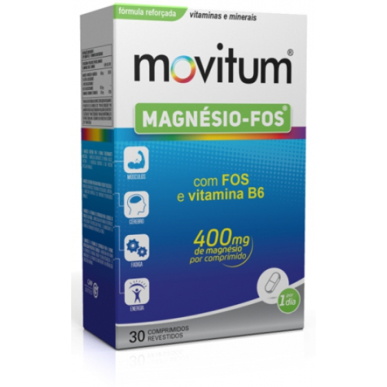 Movitum Magnesio Fos Comp Rev X30 comps rev