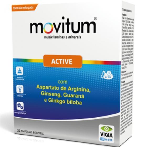 Movitum Active Amp Beb X 20 amp beb