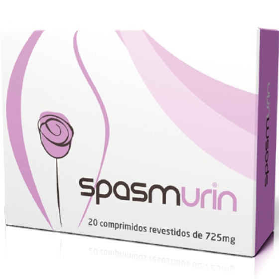 Spasmurin Comp Rev 725 Mg X 20 comps