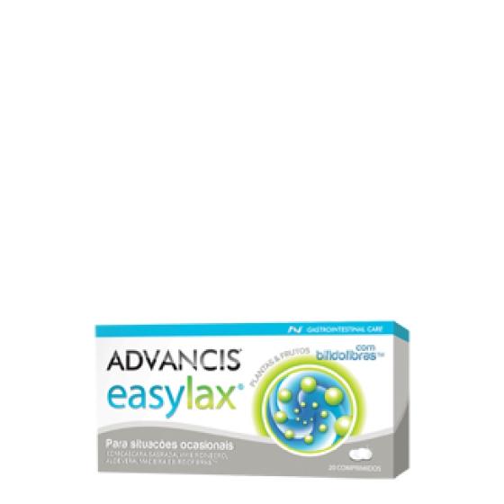 Advancis Easylax Comp X 20 comps