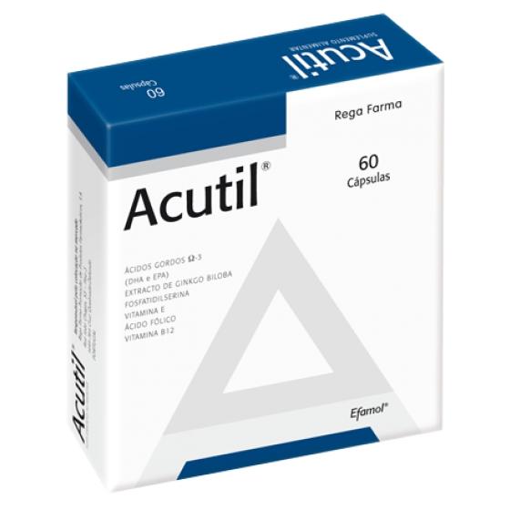 Acutil Caps X60 cáps(s)