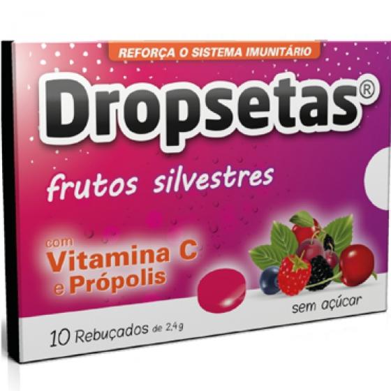 Dropsetas Reb S/Ac Frut Silvest X10 reb