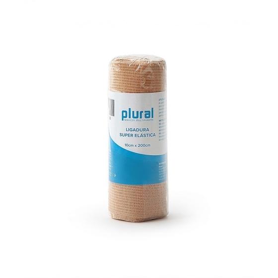 Ligadura Super Elast 10cmx200cm Plural