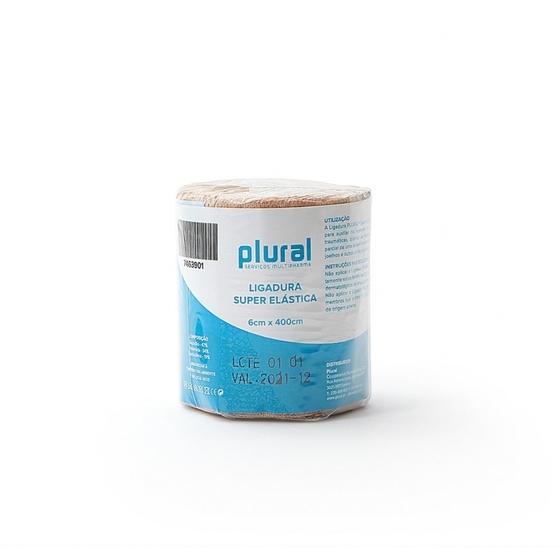 Ligadura Super Elast 6cmx400cm Plural