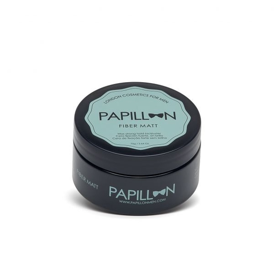 Papillon Fiber Matt Cera Fix Ft S/Br 75g