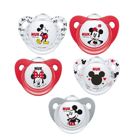 Nuk Chupeta Disne Chup Silic Mickey T2